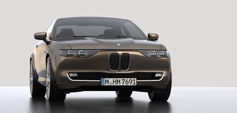 The BMW CS Vintage Concept by David Obendorfer