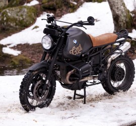 Custom BMW R1100GS by Café Racer Dreams