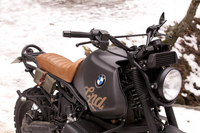 Custom BMW R1100GS by Café Racer Dreams