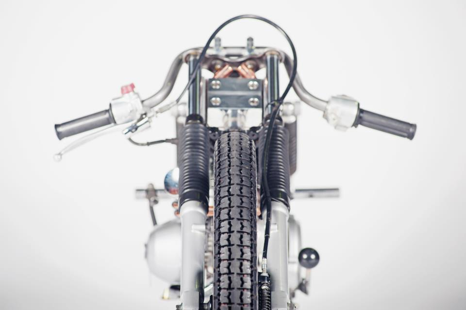 Honda CT110 Express Post by Andy Copeland