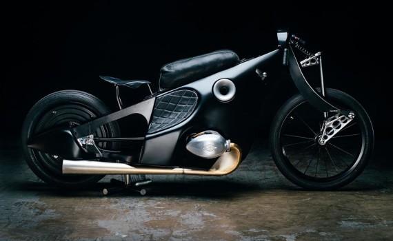 Henne Revival BMW Landspeeder Motorcycle