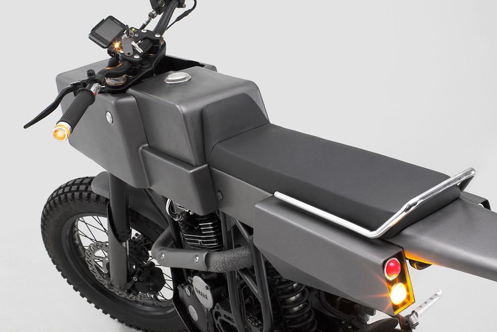 Custom Yamaha T 005 Cross by Thrive Motorcycle