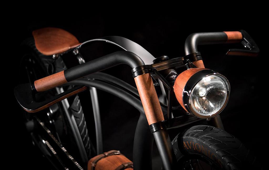 Avionics V1 Handmade Electric Bike