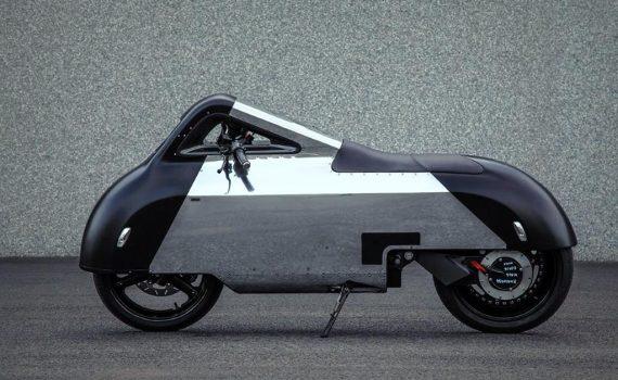 Hope Electric Bike by Shiny Hammer