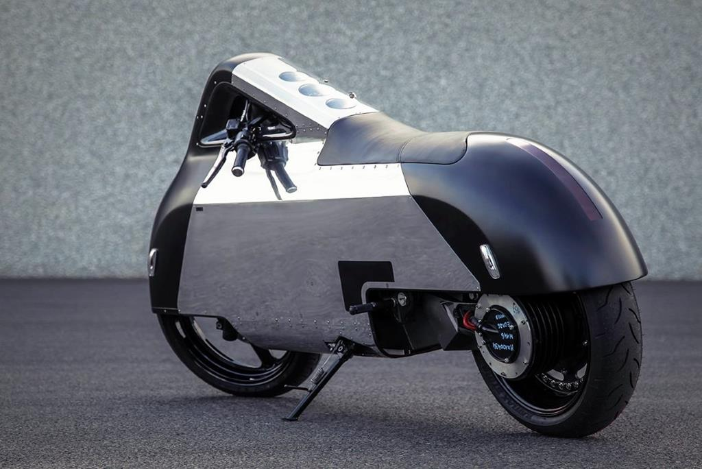 Hope Electric Bike by Shiny Hammer