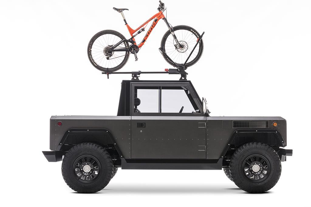 B1 All-Terrain Electric Truck by Bollinger Motors