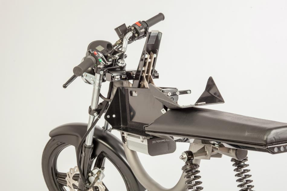 M1 Electric Moped by Monday Motorbikes