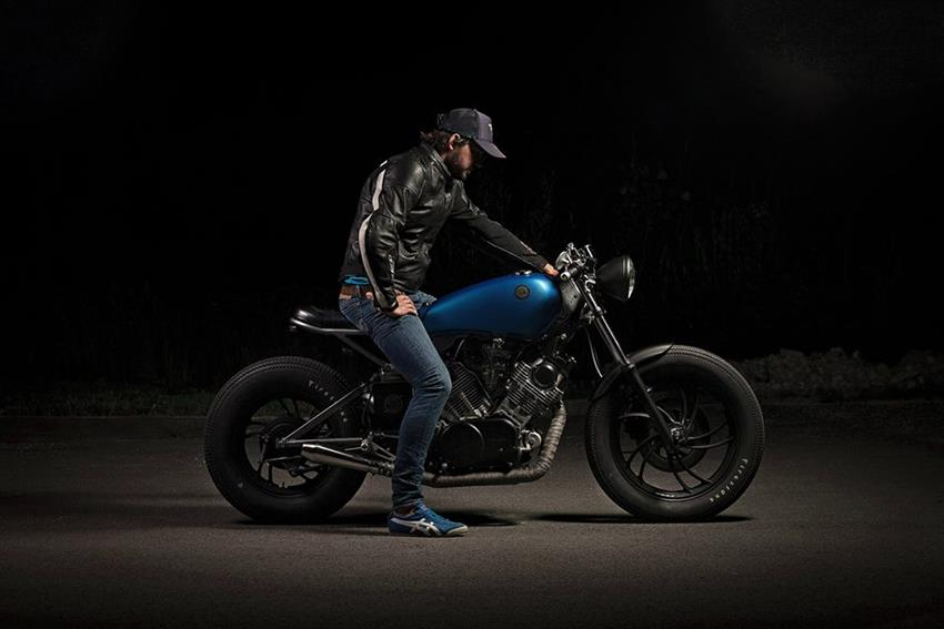 Yamaha XV750 Cosmic Cafe Racer By ER Motorcycles